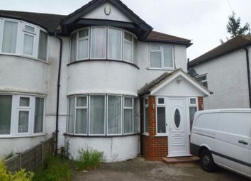 Thumbnail 3 bed terraced house to rent in Earlsmead, Harrow