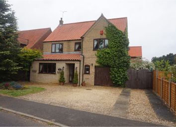 Thumbnail 4 bed detached house for sale in Dennys Walk, Narborough, King's Lynn
