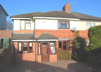 Thumbnail 3 bed semi-detached house for sale in Tansley Hill Avenue, Dudley