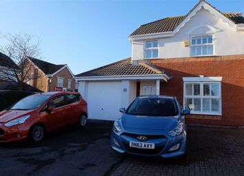 Thumbnail 3 bed detached house for sale in Llys Gwent, Barry, Vale Of Glamorgan
