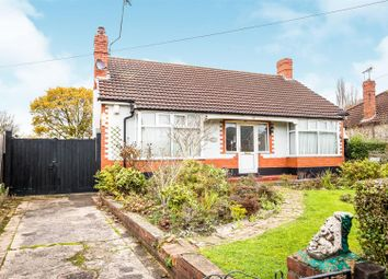 Thumbnail 2 bedroom detached bungalow for sale in Highfield Road, Blacon, Chester