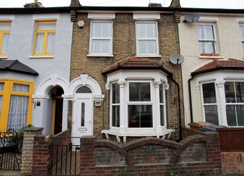 Thumbnail 2 bed terraced house to rent in Ashville Road, Leytonstone