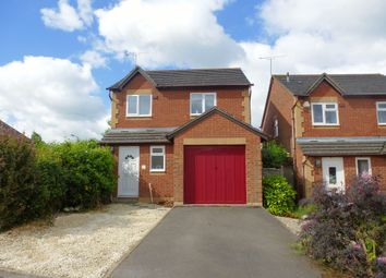 Thumbnail 3 bed detached house for sale in Flying Fields Road, Southam