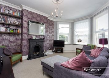 Thumbnail 3 bed flat for sale in Burgoyne Road, Harringay, London