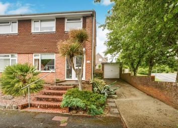 Thumbnail 3 bed semi-detached house for sale in Torpoint, Cornwall