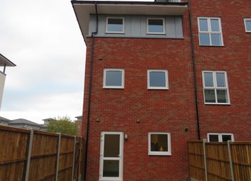Thumbnail 3 bed end terrace house for sale in Kempton Drive, Warwick