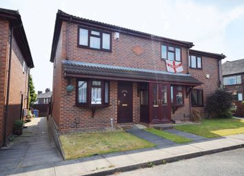 Thumbnail 2 bed terraced house for sale in Northwood Green, Hanley, Stoke-On-Trent
