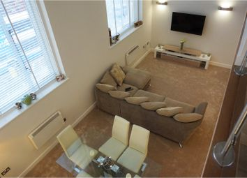 Thumbnail 2 bed flat for sale in Clarence Place, Newport