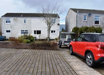 Thumbnail 2 bed semi-detached house for sale in 17, Innellan Road, Wemyss Bay