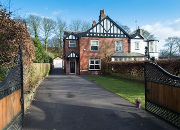 Thumbnail 5 bed semi-detached house for sale in Princess Road, Lostock, Bolton