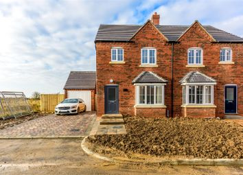 Thumbnail 3 bed semi-detached house for sale in Plot 19 The Kirmington, Stickney Meadows, Stickney, Boston