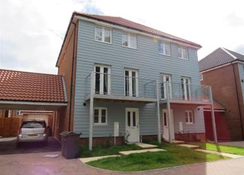 Thumbnail 4 bed property to rent in Almond Drive, Cringleford, Norwich
