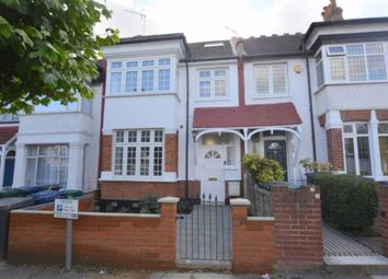 Thumbnail 4 bedroom flat to rent in Audley Road, Hendon