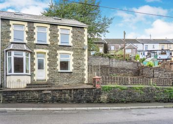Thumbnail 4 bed detached house for sale in The Avenue, Pontygwaith