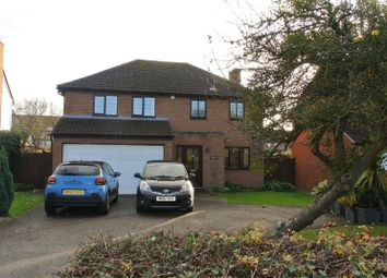 Thumbnail 4 bed detached house for sale in Brookfield Road, Churchdown, Gloucester