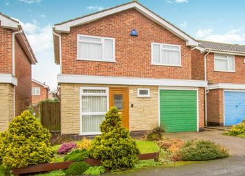 Thumbnail 3 bedroom detached house for sale in Cornwallis Avenue, Leicester, Leicestershire