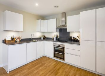 Thumbnail 1 bed flat to rent in Modin Place, Uxbridge