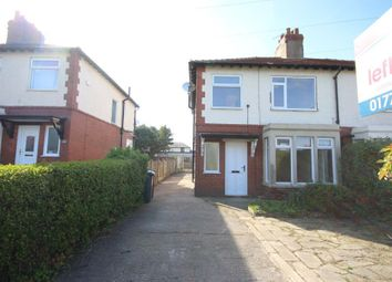 Thumbnail 3 bed semi-detached house to rent in Lytham Road, Warton, Preston, Lancashire
