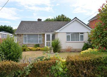 Thumbnail 2 bed detached bungalow for sale in Barton Lane, Barton On Sea, New Milton