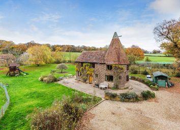 Thumbnail 3 bed farmhouse for sale in Hale Oak Road, Weald, Sevenoaks