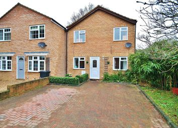 Thumbnail 4 bed semi-detached house to rent in Roundthorn Way, Woking, Surrey