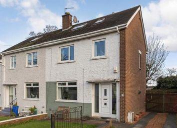 Thumbnail 3 bed semi-detached house for sale in Ardbeg Avenue, Rutherglen, Glasgow, South Lanarkshire
