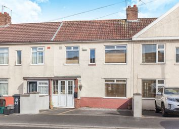 Thumbnail 3 bed terraced house for sale in Swiss Road, Bristol