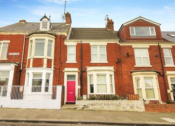 Thumbnail 4 bed terraced house for sale in Oxford Street, Whitley Bay