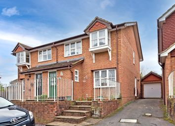 3 bed semi-detached house for sale in Derek Close, West Ewell KT19