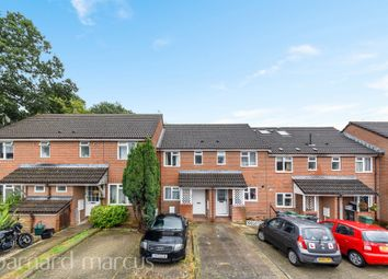 Thumbnail 2 bed terraced house for sale in Dennis Close, Redhill