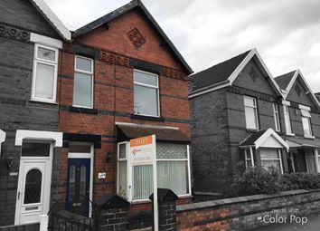 Thumbnail 2 bed semi-detached house to rent in Richmond Road, Crewe