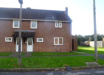 Thumbnail 3 bed semi-detached house to rent in Blackbird Road, St Athan, Barry