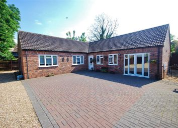 Thumbnail 3 bed detached bungalow for sale in Market Street, Long Sutton, Spalding