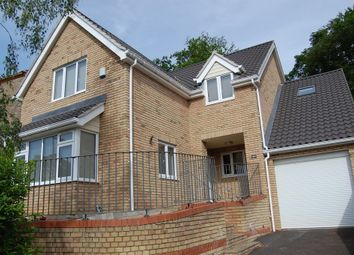 Thumbnail 4 bedroom detached house for sale in Saxon Way, Melton, Woodbridge