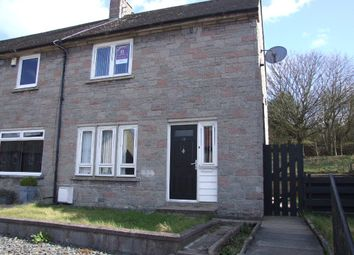 Thumbnail 2 bed terraced house to rent in Slessor Drive, Aberdeen