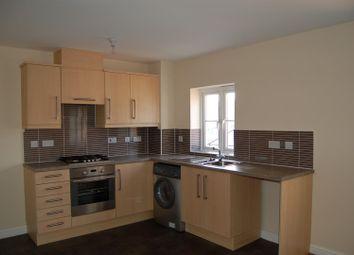 Thumbnail 2 bed flat for sale in Havisham Drive, Haydon End, Swindon
