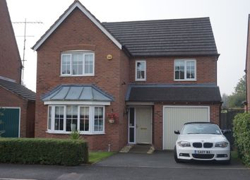 Thumbnail 4 bed detached house for sale in Harvest Fields Way, Four Oaks, Sutton Coldfield