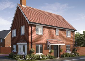 Thumbnail 4 bed link-detached house for sale in Hellingly Green, Hailsham, East Sussex