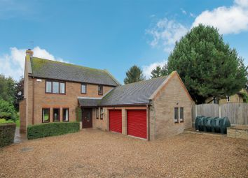 Thumbnail 4 bed detached house for sale in Main Street, Normanton, Grantham