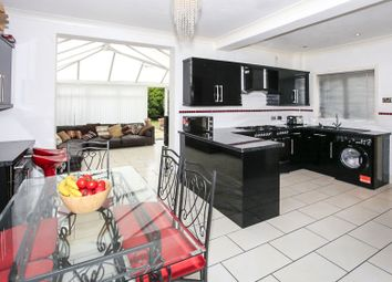 Thumbnail 4 bed semi-detached house for sale in Whittlesey Road, Stanground, Peterborough