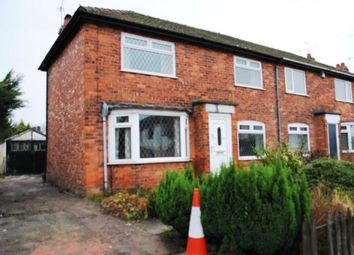 Thumbnail 3 bed semi-detached house for sale in Turves Road, Cheadle Hulme, Cheadle, Greater Manchester