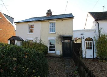 Thumbnail 2 bed cottage to rent in Park Corner Road, Hartley Wintney, Hook