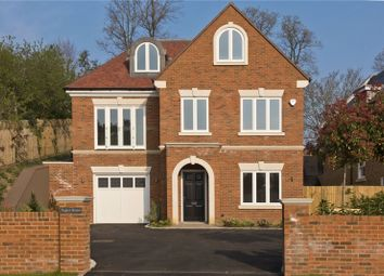 Thumbnail 4 bedroom detached house for sale in Ruxley Crescent, Claygate, Esher, Surrey