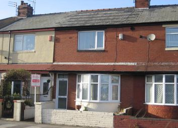 Thumbnail 3 bed terraced house to rent in Radcliffe Road, Fleetwood
