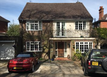 Thumbnail 3 bed detached house for sale in Paddockhall Road, Haywards Heath, West Sussex