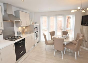"""Thumbnail 4 bed detached house for sale in """"Alnwick"""" at Lime Pit Lane, Cannock"""