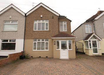 Thumbnail 3 bed semi-detached house to rent in Wickham Street, Welling