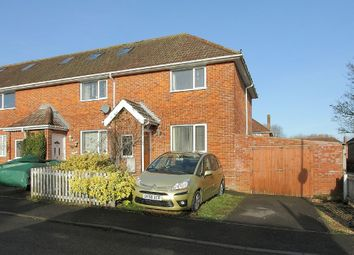 Thumbnail 2 bed end terrace house for sale in Appleshaw Way, Perham Down, Andover