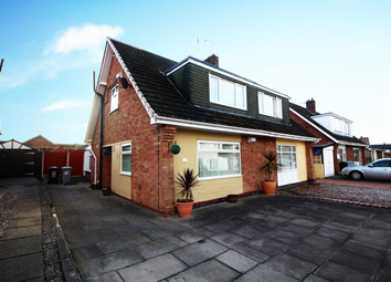 Thumbnail 3 bed semi-detached bungalow for sale in Lansdowne Road, Cheshire East, Cheshire