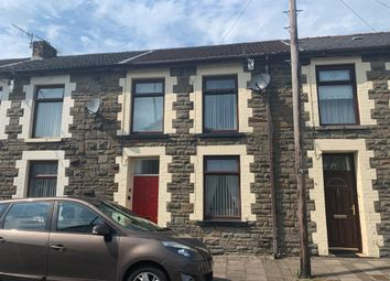 Thumbnail 3 bed terraced house for sale in Treasure Street, Treorchy